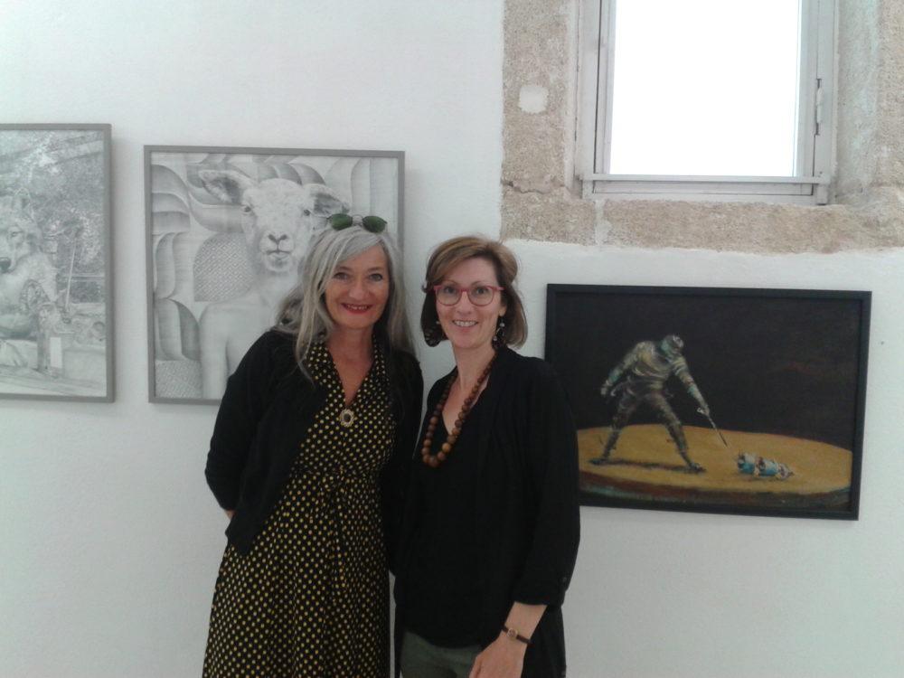Exposition Céline Rozières  à «La Volta»