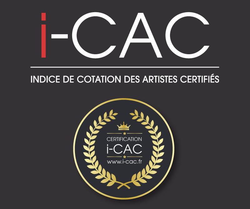 indice de cotation des artistes certifies i-cac